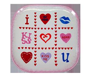 McKenzie Towne Valentine's Tic Tac Toe