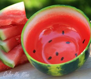 McKenzie Towne Watermelon Bowl