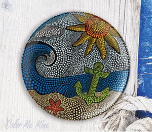 McKenzie Towne Nautical Dots