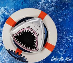 McKenzie Towne Shark Attack!